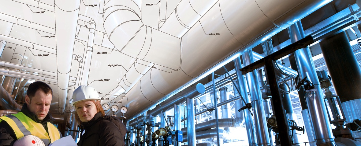 Plant Integration using the example of AVEVA PDMS